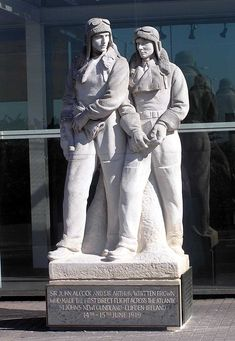 Alcock and Brown statue at London Heathrow Airport.First Transatlantic Flight Aviation Humor, Vintage Dance, Young Baby, Rhyme And Reason, Dance Music, Cool Kids, My Hero, African, Memories