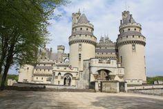 Château de Pierrefonds DAMN IT! i WANNA VISIT THIS PLACE! #France