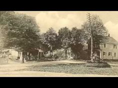 Video of Allendale, NJ - old post cards...
