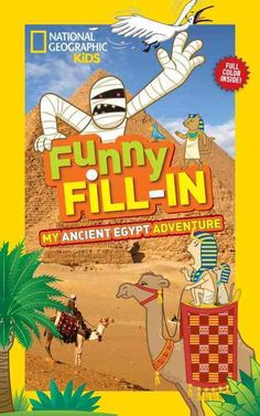 An ancient Egyptian goddess has transported you back to ancient Egypt! What happens next is up to YOU! Filled with excitement and hilarity, this compositional challenge lets you tell your very own sto