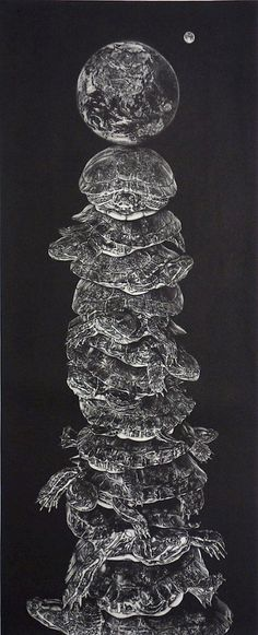 Trevor Foster : Turtles All the Way Down at Davidson Galleries