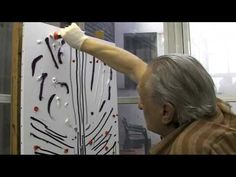 PINTANDO EN CASA. 11 DE OCTUBRE DE 2009. MIGUEL OSCAR MENASSA. PAINTING AT HOME - YouTube