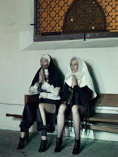 Catholic Guilt. AMEN, Frederick Lee Couture, Proudrace. Yahn Adam