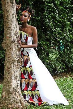 Ateliê especializado em moda africana lança vestido de noiva com referência afro-brasileira | Chic - Gloria Kalil: Moda, Beleza, Cultura e Comportamento