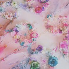フラワードリームキャッチャーのお花デコレーションが可愛すぎ! | marry[マリー]