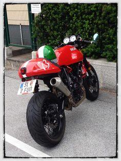 Baby Ducati Sport Classic, Motorcycle, Bike, Vehicles, Sports, Bicycle Kick, Trial Bike, Sport, Biking