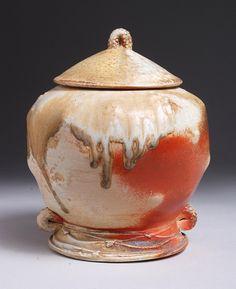 Richard Burkett: Lidded Jar
