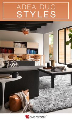 Choosing the right area rug can be a process, but the perfect one will be eye-catching and serve your home well for years to come. No matter the pattern, each area rug style has something unique to offer that will keep your decor focused. Whether you have carpet, tile, or wood flooring, adding an area rug or two to your home will protect your floors from foot traffic and give your decor an instant update. Check out some of the most common area rug styles to take your home decor to the next…