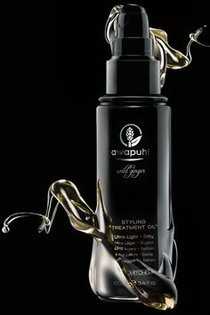 Paul Mitchell Awapuhi Wild Ginger line.  I want to try all of the products in this line!  The reviewer said that it is sulfate free, protect hair color, contain keratin protein, and smell amazing.