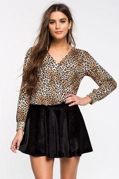 Блуза Размеры: S, M, L Цвет: коричневый с принтом Цена: 1557 руб.     #одежда #женщинам #блузы #коопт