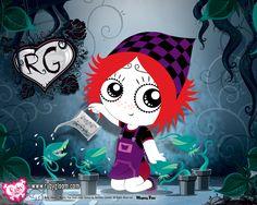 ruby gloom | Download wallpaper Ruby Gloom, Ruby Gloom, film, movies free desktop ...