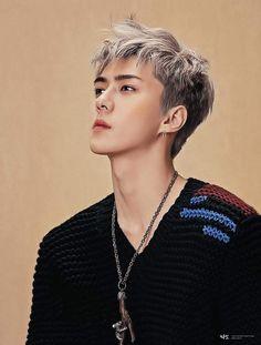 EXO SEHUN • SuperElle 2017 [Fanedit HQ]