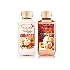 Bath & Body Works Pumpkin Latte & Marshmallow Lotion & Shower Gel (Set of Two) Review