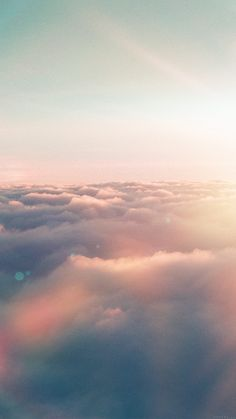 Clouds ★ Find more vintage wallpapers for your #iPhone + #Android @prettywallpaper