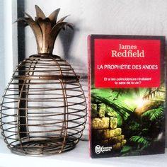 """""""La prophétie des Andes""""  James Redfield"""