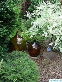 Trädgårdsbilder - Ett inredningsalbum på StyleRoom