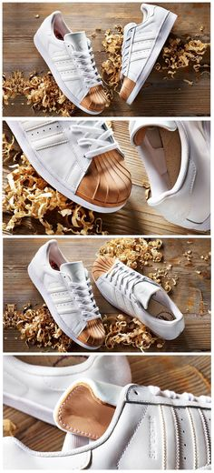 Adidas superstar original - automne
