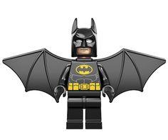 yay! a batman lego! Next Year's LEGO Marvel & DC Collection - DesignTAXI.com