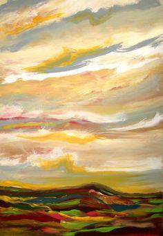 Paisaje- landscape 2015 viaje de ida y vuelta, 130 x 90 cms. acrilico /madera