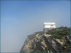 foto de Fátima Silva.  Casa Branca - Azenhas do Mar