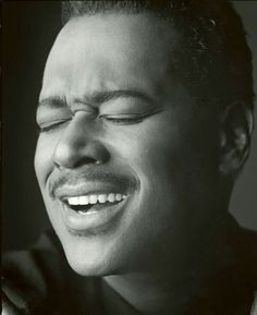always have & always will love me some Luther Music Genius, Luther Vandross, The Power Of Music, John Legend, Black Love, Black Art, Beautiful Voice, Soul Music, Record Producer