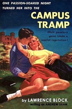 31 best The lurid  the tawdry  the weird images on Pinterest   Pulp     More memories of grad school      p Pulp Fiction novel cover