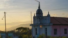A church near Moyar dam MasinagudiTamilnadu.  #sunrise #morning #vintage #church #goldenrays #igtraveller #igers #mytraveldiary #instapic #photography #nature #forest #drive #mallu #India by salilsidheeque