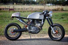 Engineered to slide Nigel Petrie KTM