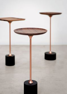 Jardim | side table by Sollos