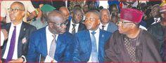 AFRICA'S RICHEST MAN AT EDO INVESTMENT SUMMIT