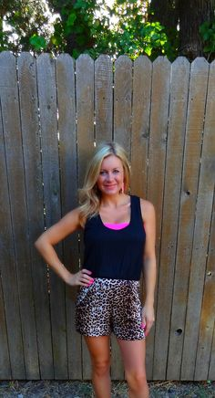 Chic Leopard romper ~$29.99 · The Sister's Boutique · Online Store Powered by Storenvy