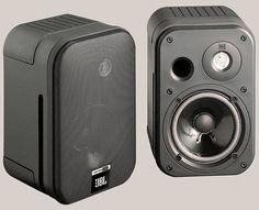 JBL Control One Wandhalterung Lautsprecher Studio Monitor Regallautsprecher Satz