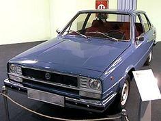 Škoda P760 s karoserií od Giugiara