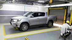 La nueva Toyota Hilux se filtra en la red #FOTOS