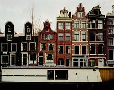 Guy Sargent: Canal Houses | Amsterdam 2009. The Netherlands.