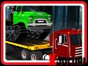 18 Wheeler Double Cargo, a free flash game at WheelsGamer E Online, Online Games, Free Mobile Games, Vehicles, Box, Ideas, Adventure, Home, Snare Drum