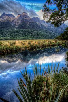 Mirror Lakes by Gareth G. Jones