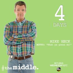 #TheMiddle