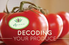 Knowing is your produce is truly GMO or GMO free is easy once you know the coding how to decifer the coding labels. Decoding your produce is smart and easy.