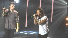 You & I + Harry's speech - One Direction live - MEN Arena Manchester 03/...