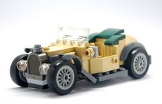 Tan 2 | Another 1920's style Roadster. www.mocpages.com/moc.… | Flickr