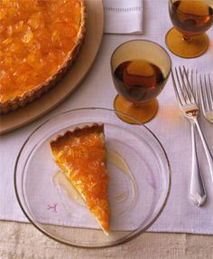 Find the recipe for Candied Kumquat and Ricotta Tart and other sour cream recipes at Epicurious.com