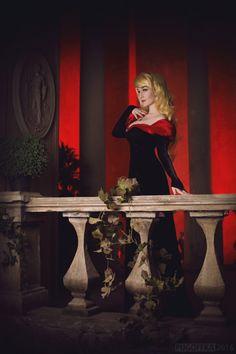 The Swan Princess - Dark Odette by Wisperia