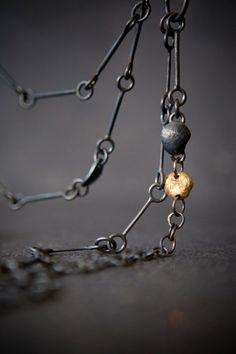by Jenny Kaberg Enamel Jewelry, Metal Jewelry, Jewelry Art, Jewlery, Silver Jewelry, Jewelry Necklaces, Jewelry Design, Bracelets, Jewelry Photography