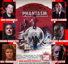 Angus Scrimm The Tall Man's Greatest Hits Phantasm 1 and 2. Description from digplanet.com. I searched for this on bing.com/images