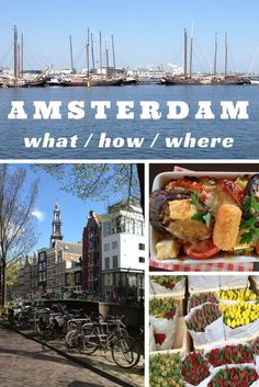 Amsterdam travel resources. Looking for laundry? No problem. Craving for some good food? We enjoyed a couple good dinners. Do not know where to store your bags on a day trip? Luggage locker is the answer.