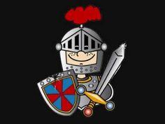 17 dappere stoere ridders