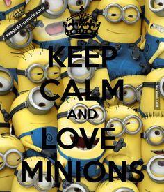 Love Minions :)