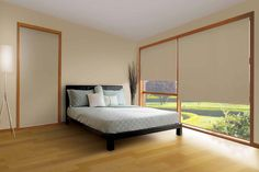 Luxaflex® Roller Blinds in Sydney | Decorating Decor Interiors