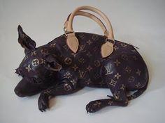 Leoniae: Weird/Lovely bags.